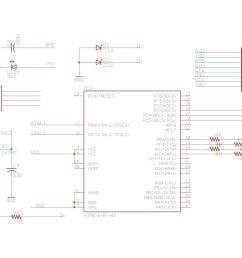 usb to serial converter using avr microcontroller electronics lab schematic smd usb to rs485 converter wiring diagram  [ 1200 x 800 Pixel ]