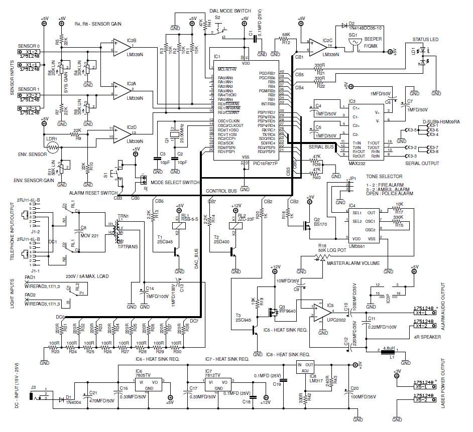 [WRG-2891] Shome Siren Wiring Diagram