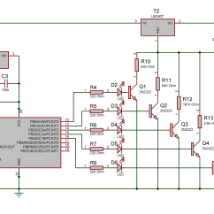 Dc Regulated Power Supply Circuit Diagram Cat5e Wiring A Or B Digital Multiple Voltage Electronics Lab