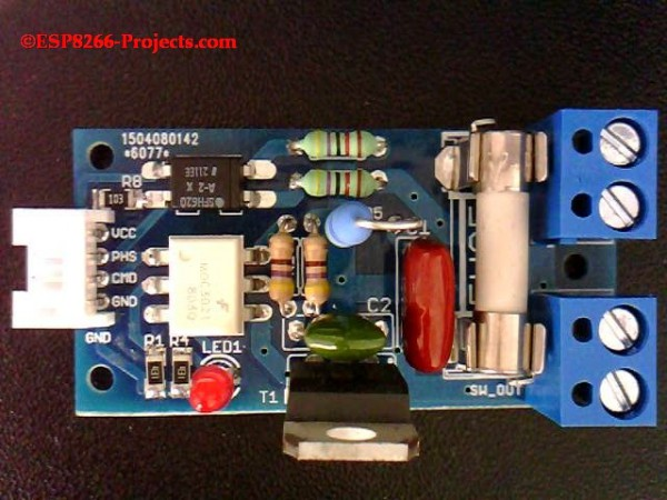 Electronics Projects And Tutorials Switching Ac Loads With The Triac