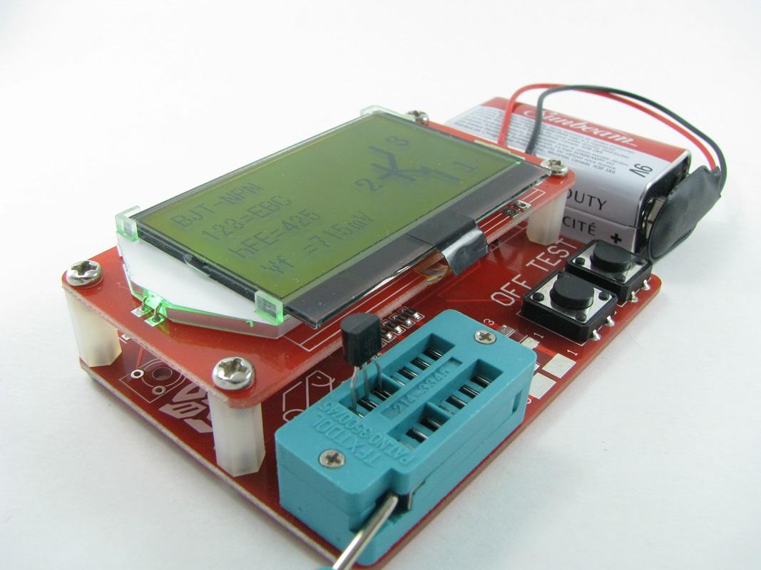 Transistor Tester Electronicslab