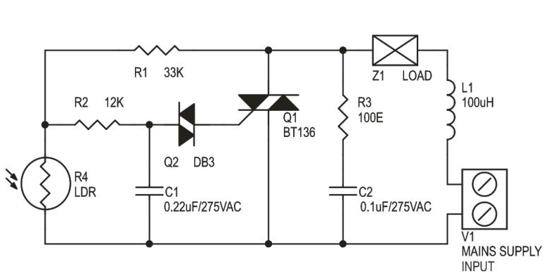 DARK-SENSTIVE-LAMP-ON-OFF-CONTROLLER-SCH
