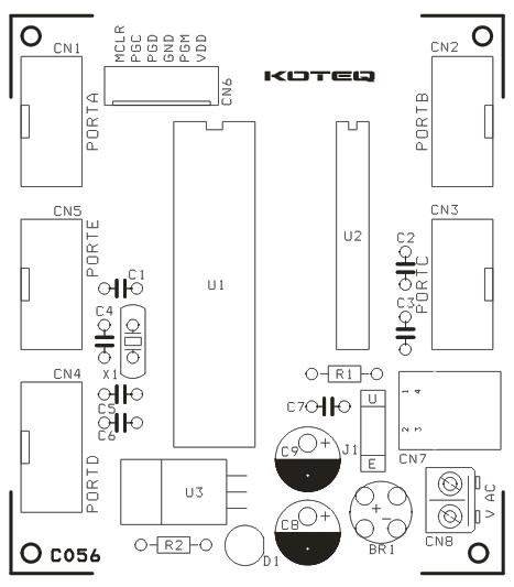 18f4550 usb interface