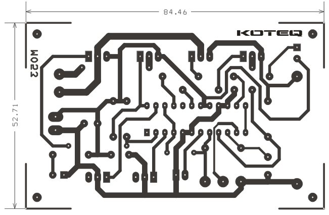 picture of how to etch a pcb