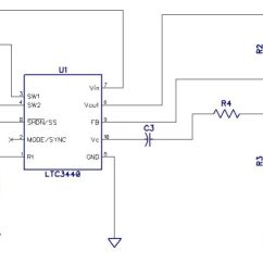 Circuit Diagram Of Buck Boost Converter Deer Skeleton Labeled 2 7v 4 2v Input To 3 3v 0 6a Output Using This Project Shows A Dc Which Can Produce An For Example From Li On Battery