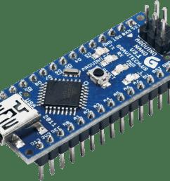 make your own arduino nano in the simplest way diy arduino nano  [ 1024 x 815 Pixel ]