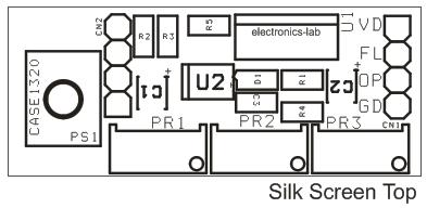 Simple Pressure Sensor Amplifier & Over Pressure Switch