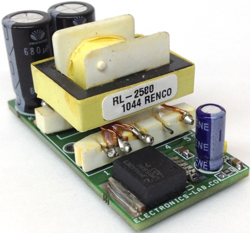 Boost Converter Circuit On Dc To Step Up Converter Circuit Diagram