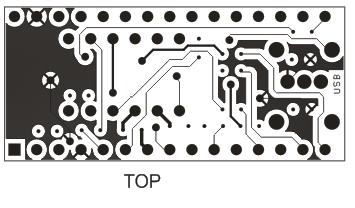 4 Digit 7 Segment Display Shield For Arduino Nano