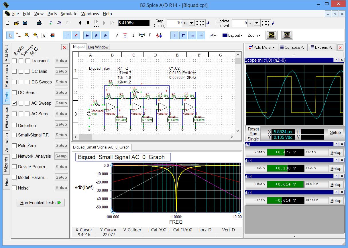 Ac Home Wiring Antenna Digital Electronic Circuit Design Simulation Software