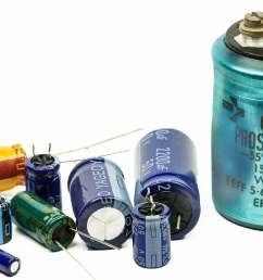 electrolytic capacitor wiring diagram [ 1920 x 1080 Pixel ]