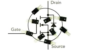Power MOSFET » Electronics Notes