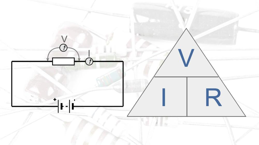 medium resolution of what is ohms law key details formula equation electronics notes resistance straight line diagram
