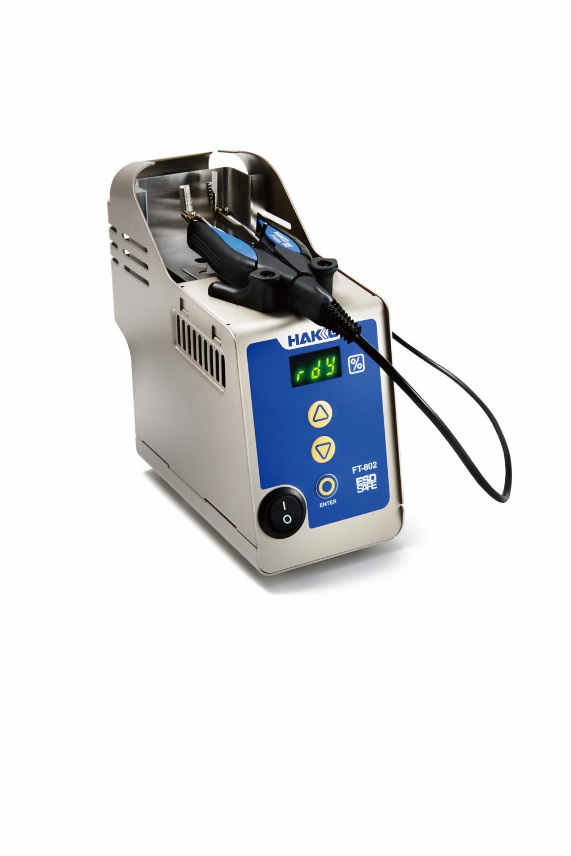 medium resolution of hakko launch new thermal wire stripper ft 802