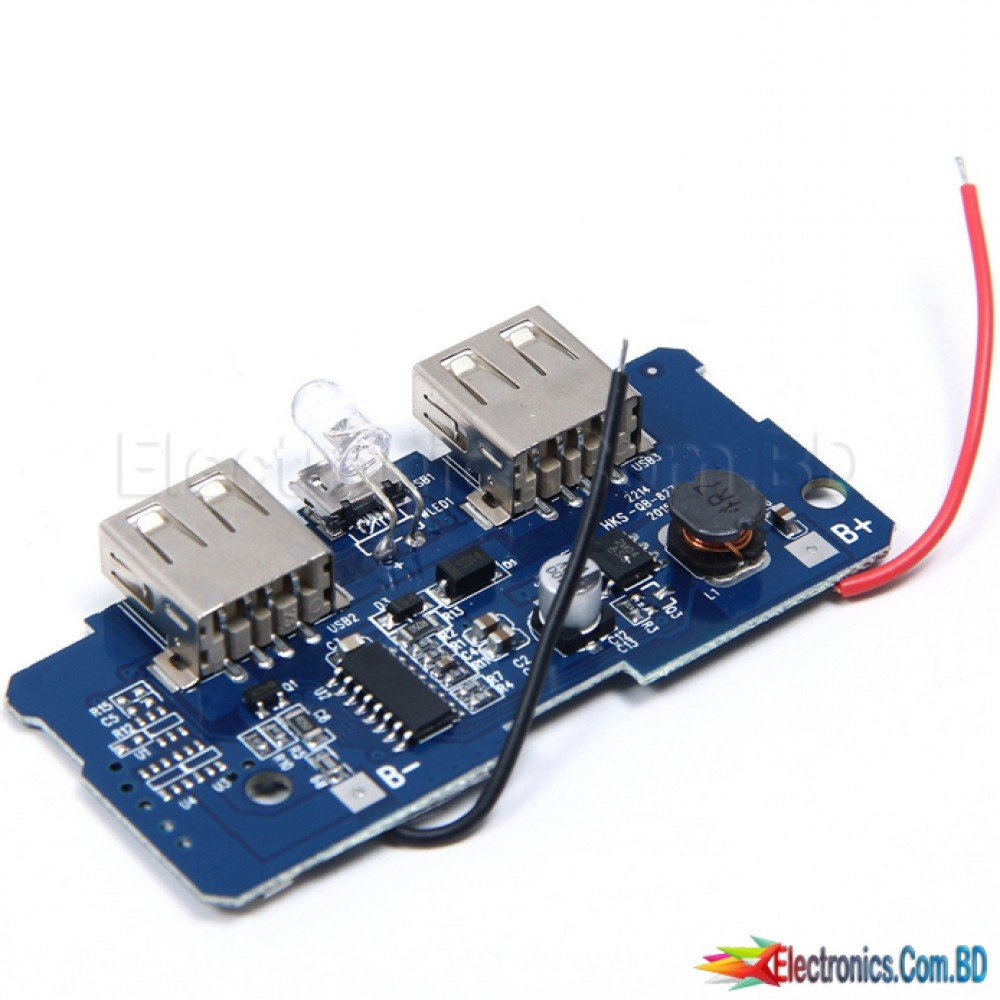 medium resolution of 5v 2a power bank charger module charging circuit board step up boost power module 1000x1000 jpg