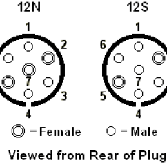 12n Trailer Plug Wiring Diagram Relay 11 Pin 12s Great Installation Of Electronics 2000 Outs Connectors Rh Electronics2000 Co Uk 12 Wire