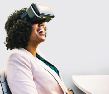 VR can be used by doctors to get training on how to operate a human body using a surgery simulator