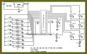 Boolean Algebra Calculator Circuit Working and Applications