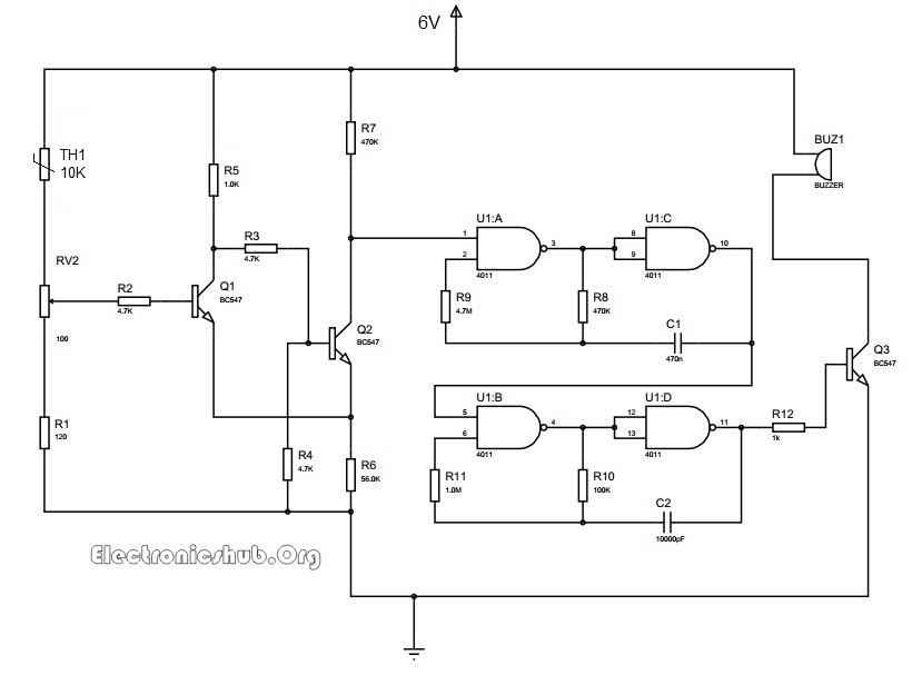 thermistor symbol electrical diagram diy wiring diagrams circuit 15 2 kenmo lp de images gallery