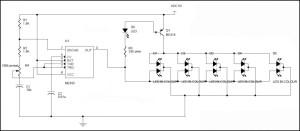 BiColured LED Blinking Circuit and Dancing circuit or
