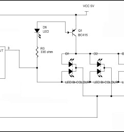 led flasher circuit diagram [ 1445 x 633 Pixel ]