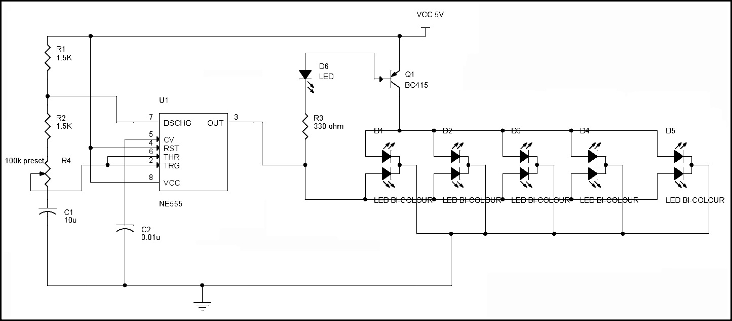 hight resolution of led flasher circuit diagram