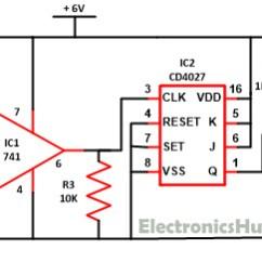 Uss Enterprise Diagram Troy Bilt Pony Mower Parts Working Of Wireless Switch Circuit Using Cd4027