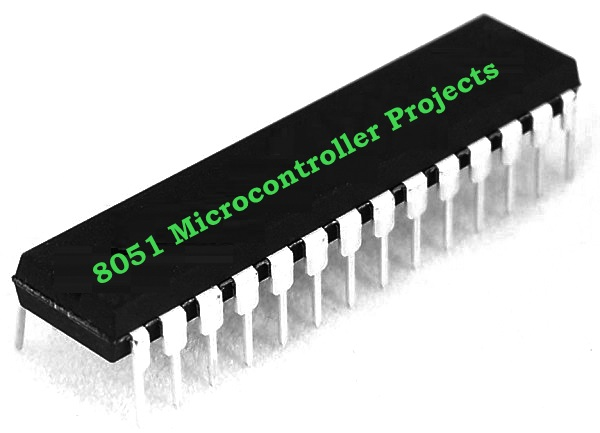 8051 Microcontroller Projects 038 Circuits
