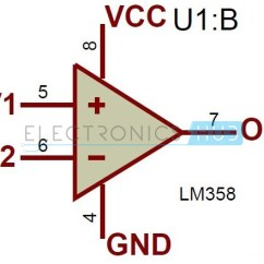Circuit Diagram Of Non Inverting Amplifier Audi A6 C6 Tail Light Wiring Super Sensitive Intruder Alarm Using Ir And 555 Timer