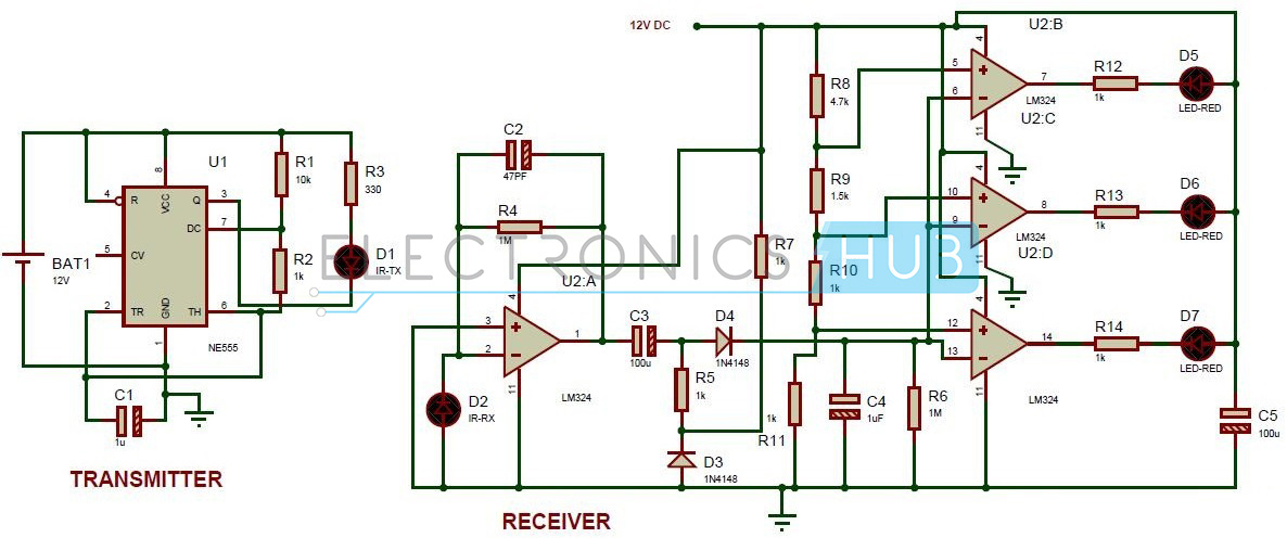 wiring diagram reversing circuit mercury outboard ignition reverse parking sensor for car security system