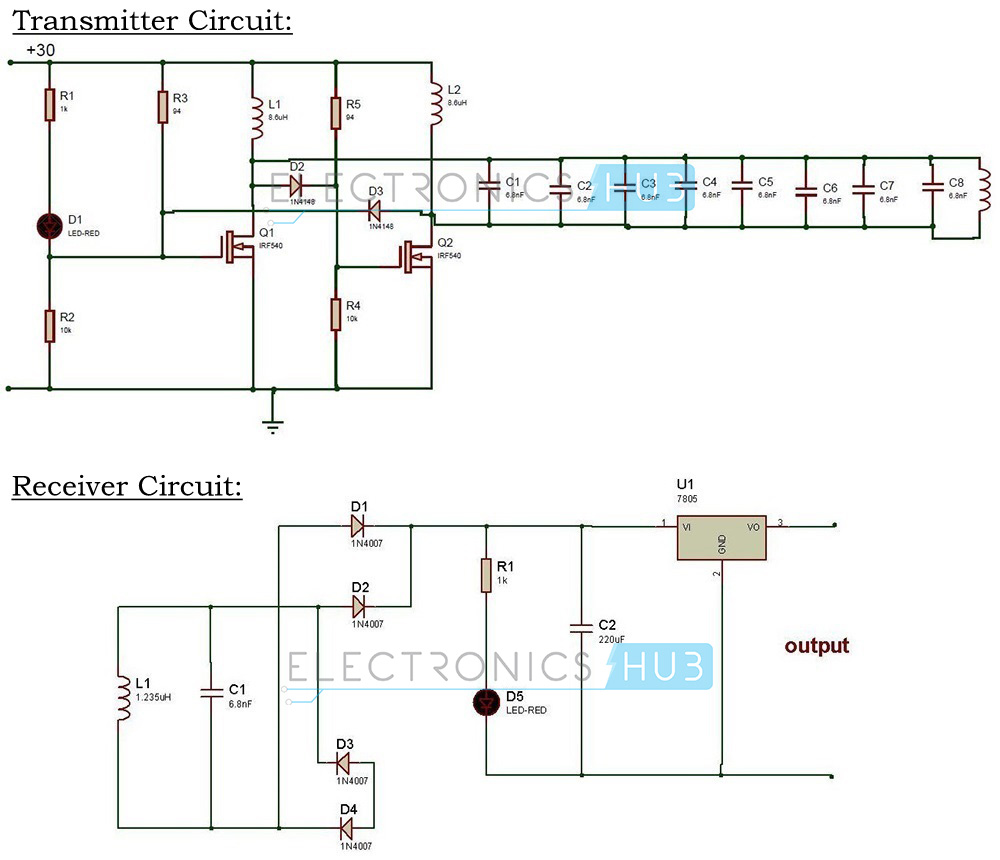 block diagram of wireless power transmission jeep jk subwoofer wiring transfer circuit mobile charger