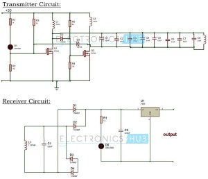 Wireless Power Transfer Circuit | Wireless Mobile Charger