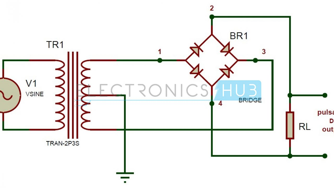 hight resolution of full wave bridge rectifier circuit working and applications simple bridge rectifier circuit diagram electronic circuit diagrams