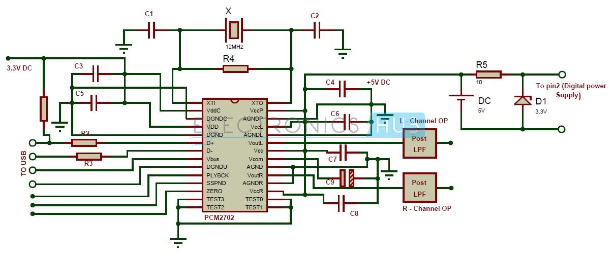 Toyota Wiring Diagram Symbols Usb Sound Card Circuit Diagram Electronics Hub