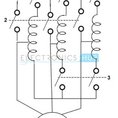 3 Phase Autotransformer Wiring Diagram 7 Pin Plug Auto Transformer Starter And Variable Of Induction Motor