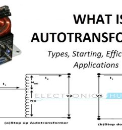 what is an autotransformer the complete information guide [ 1280 x 720 Pixel ]