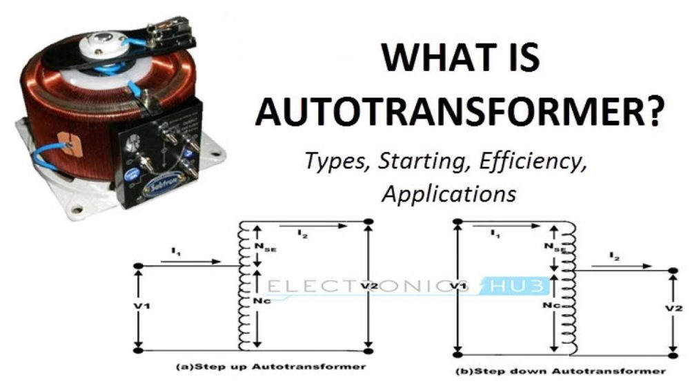 medium resolution of what is an autotransformer the complete information guide