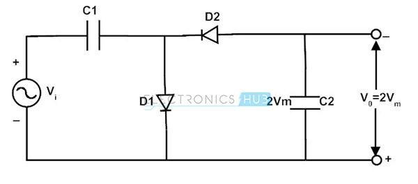 dc voltage doubler