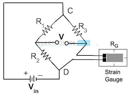 Wheatstone Bridge Circuit Theory, Example and Applications