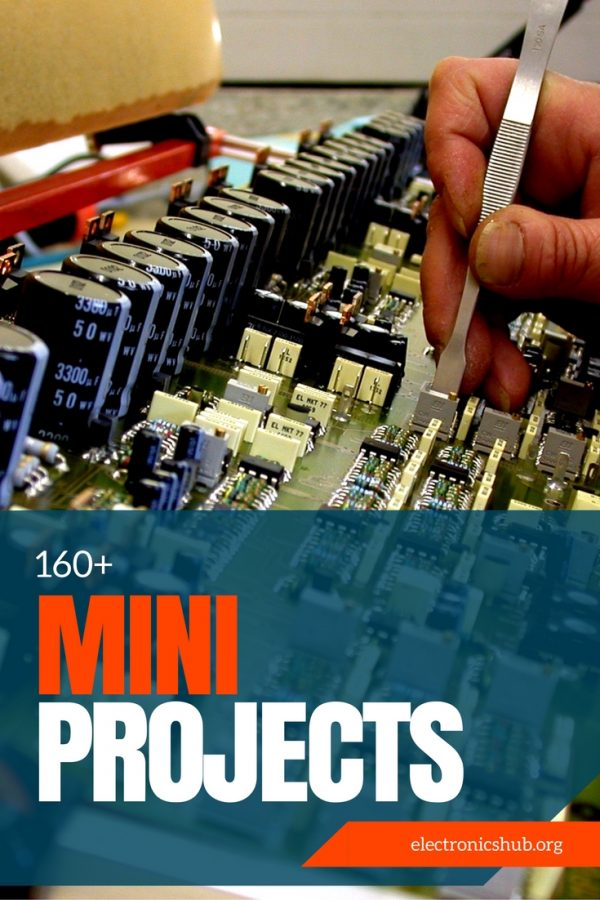 electronics mini projects with circuit diagram 2000 chevy blazer ignition wiring 160+ free circuits for engineering students