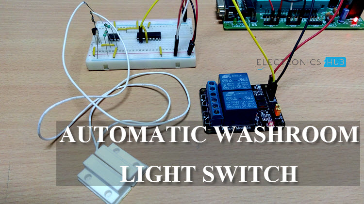Circuit Scheme Of Automatically Lights From The Photocell Picture Of