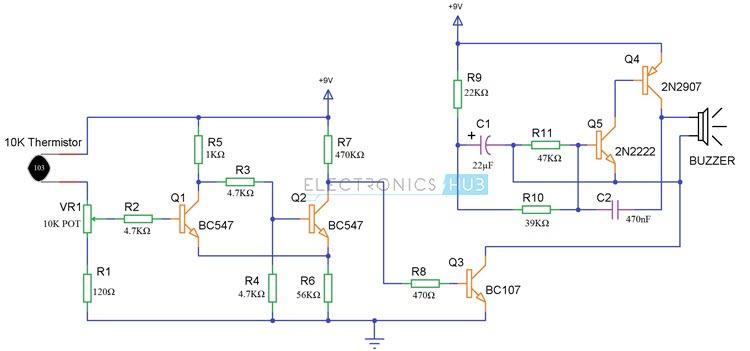 Fire Alarm Circuit with Siren Sound Circuit Diagram elevator recall wiring diagram wiring diagrams