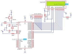 Interfacing 16×2 LCD with 8051  Circuit, Pin Diagrams and