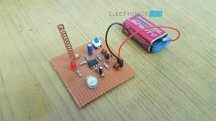 Cell Phone Circuit Diagram Explained Electronic Circuit Projects