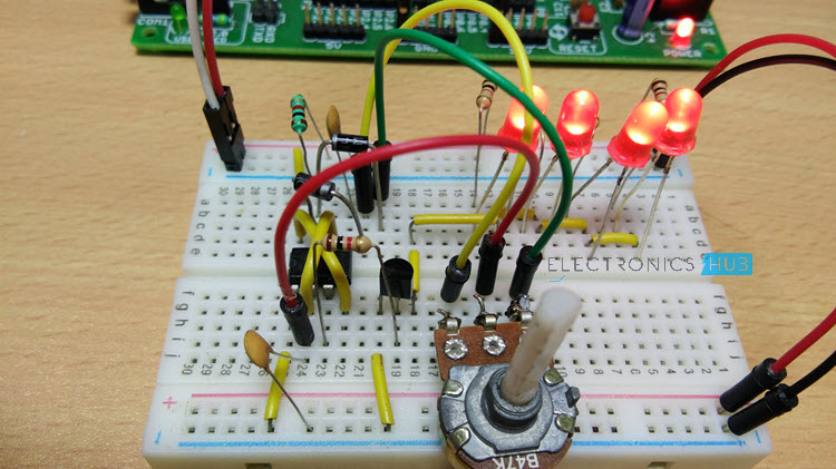 Circuit Circuit Pwm Circuit For Motor Speed Control