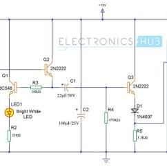 Dld Mini Projects Circuit Diagram Sanyo Tv Schematic Rain Alarm Project Water Detector Applications