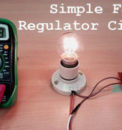 capacitor type fan control wiring [ 1280 x 720 Pixel ]