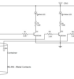 circuit diagram of water level indicator wiring diagram show liquid level automatic controller circuit diagram 3 controlcircuit [ 1326 x 878 Pixel ]