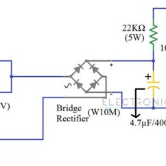 Led Light Circuit Diagram For Dummies Crochet Granny Square 230v Driver Working And Applications