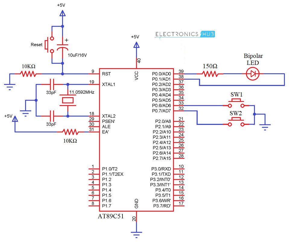 medium resolution of bipolar led driver circuit diagram